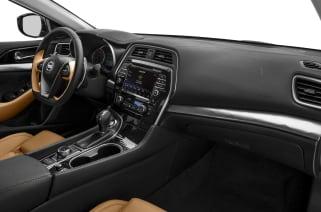 2016 Nissan Maxima Vs Toyota Avalon And Honda Accord Interior Photos