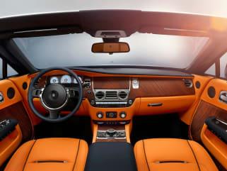 2017 Rolls Royce Dawn Vs 2017 Mercedes Benz S Class Interior Photos Autoblog