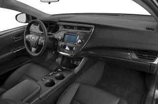 2017 Nissan Maxima Vs Toyota Avalon And Honda Accord Interior Photos