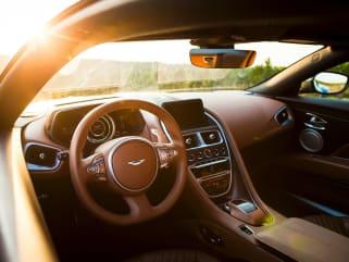 2020 Aston Martin Db11 Vs Other Vehicles Interior Photos Autoblog