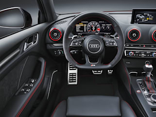 2018 Audi Rs 3 Vs 2018 Mercedes Benz Amg C 43 And 2018 Bmw M3