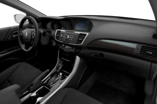 2017 Honda Accord Hybrid Vs Toyota Avalon And Camry Interior Photos