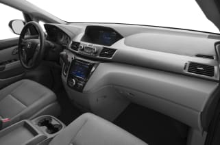 2017 Honda Odyssey Vs 2017 Dodge Grand Caravan And 2017 Toyota