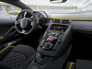 2019 Lamborghini Aventador S vs Other Vehicles , Interior Photos