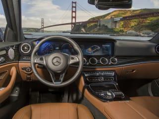 Compare 2018 Mercedes Benz E Cl Interior Photos