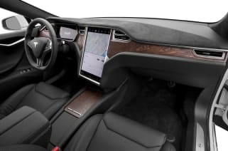 2017 Tesla Model S Vs Bmw 740e And Cadillac Ct6 Plug In Interior Photos