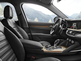 2019 Alfa Romeo Stelvio Vs 2019 Acura Rdx And 2018 Mercedes Benz Glc