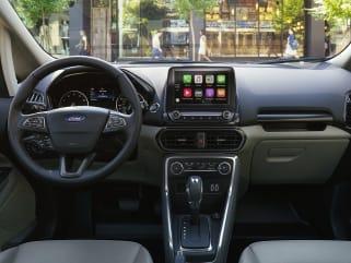 2019 Chevrolet Trax Vs 2019 Ford Ecosport And 2019 Honda Hr V