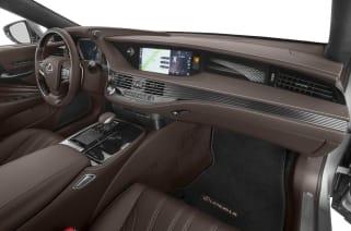 2019 Lexus Ls 500 Vs 2019 Mercedes Benz S Class And 2019 Mercedes