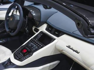 2019 Lamborghini Aventador S Vs Other Vehicles Interior Photos