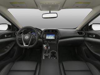 2018 Nissan Maxima Vs Toyota Avalon And Honda Accord Interior Photos