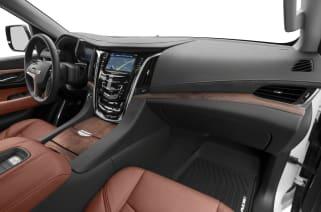 2019 Cadillac Escalade Vs 2019 Lincoln Navigator L And 2019 Infiniti