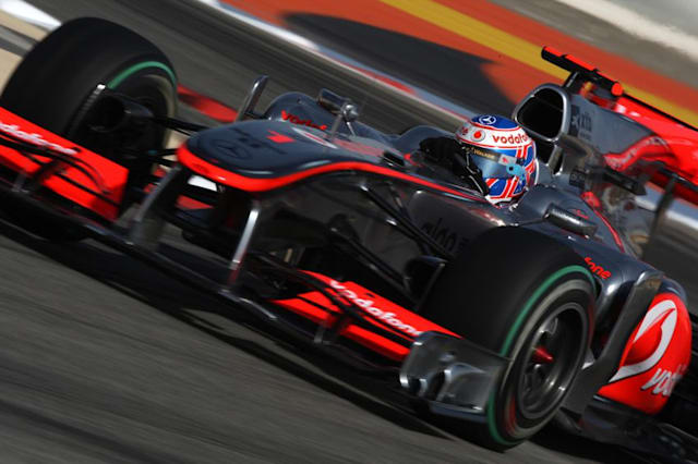 F1 Review 2010