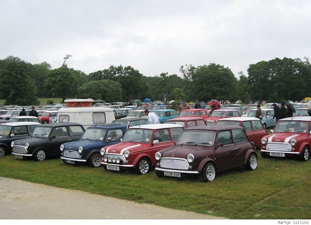 National Mini Cooper Day