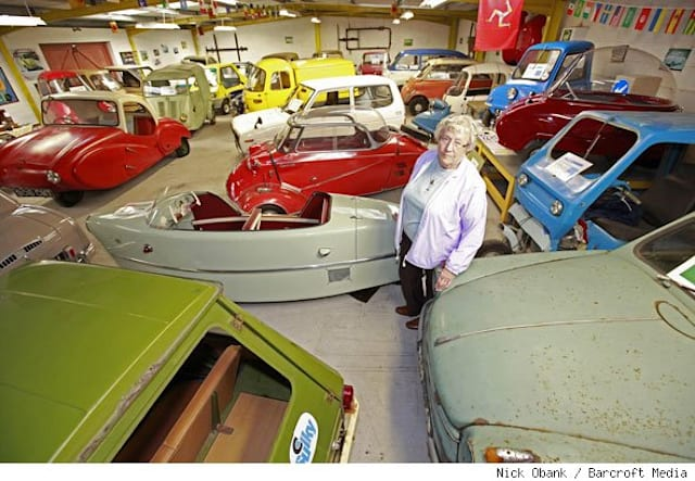 Microcar collection