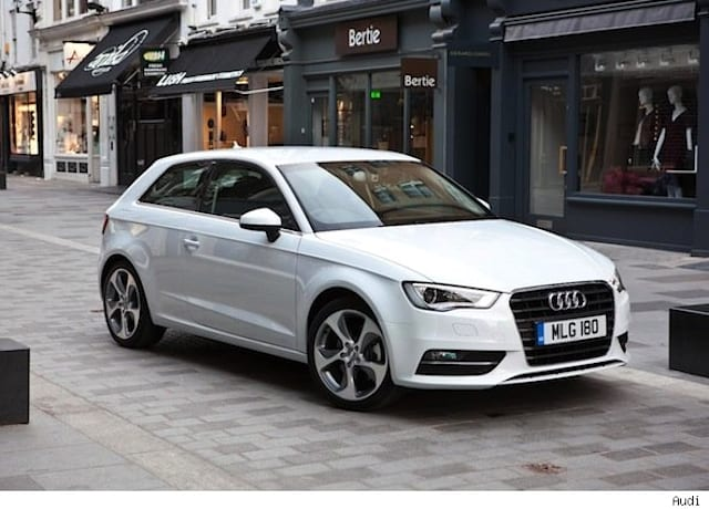 first drive review audi a3 aol uk cars. Black Bedroom Furniture Sets. Home Design Ideas