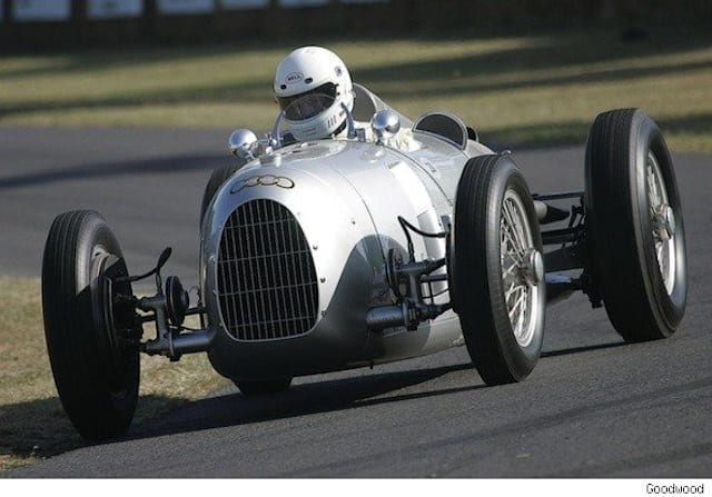 Stars of the Goodwood Revival