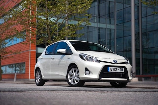Five road tax free superminis