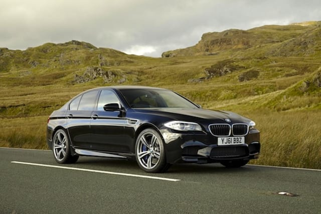 Top five most surprising cars of 2012