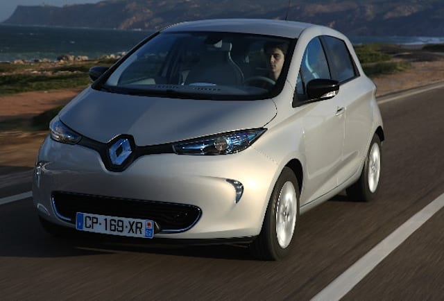 first drive renault zoe aol uk cars. Black Bedroom Furniture Sets. Home Design Ideas