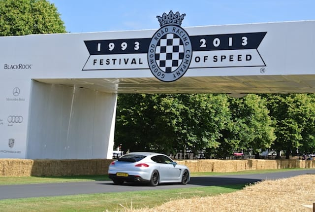 Goodwood Highlights Day 1