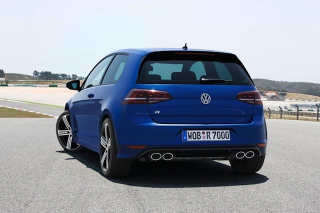 Volkswagen Golf R - past and present
