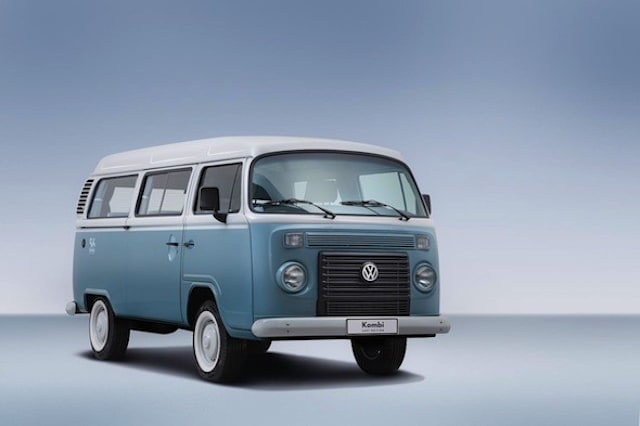 VW Kombi production comes to an end