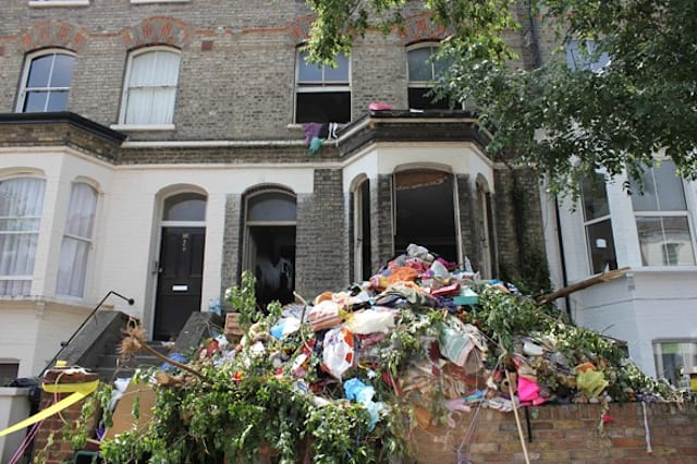 Inside the £450k hoarder house