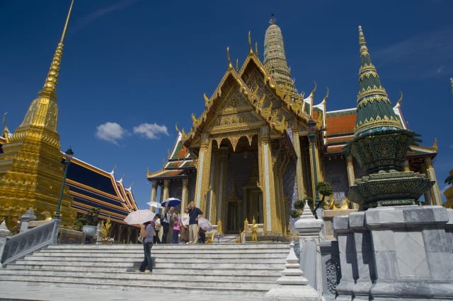 Ten of the best things to see in Bangkok