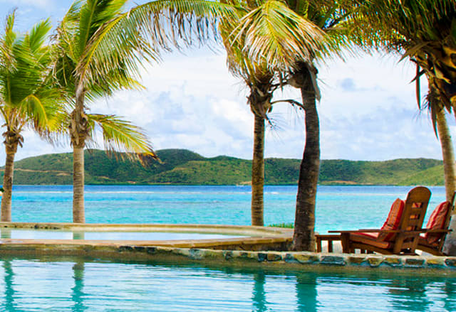 Pictures: Necker Island reopens