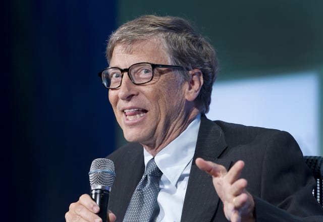The 10 richest people on the planet