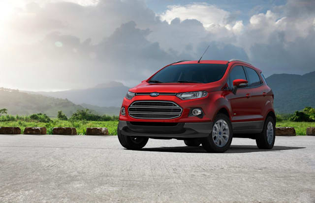 Ford Go Further event: New models