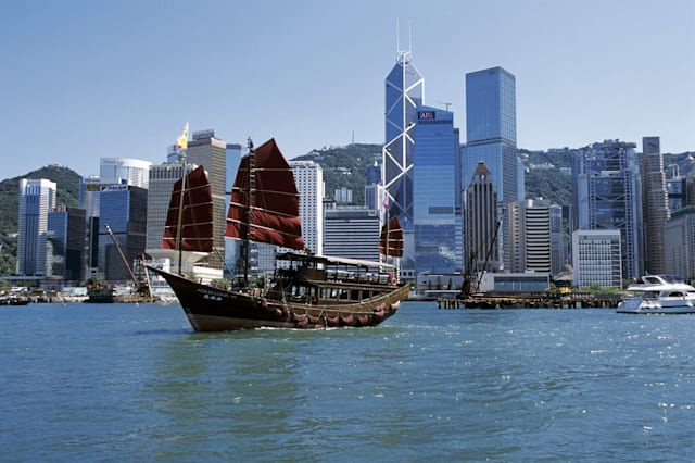 Hong Kong highlights: Kowloon and Hong Kong Island in pictures