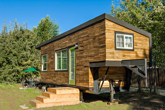 The tiny home built for $11,000