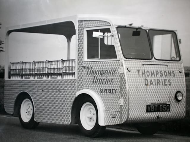 The story of Thompson's Dairies