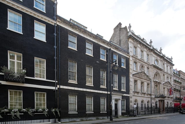 The £50m neglected Mayfair mansion
