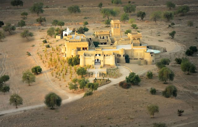 Lonely Planet's most extraordinary hotels of the world