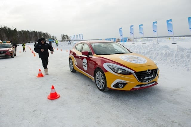 Russian ice racing: part two
