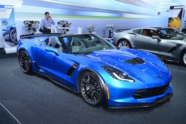 Cars of the New York Motor Show 2014