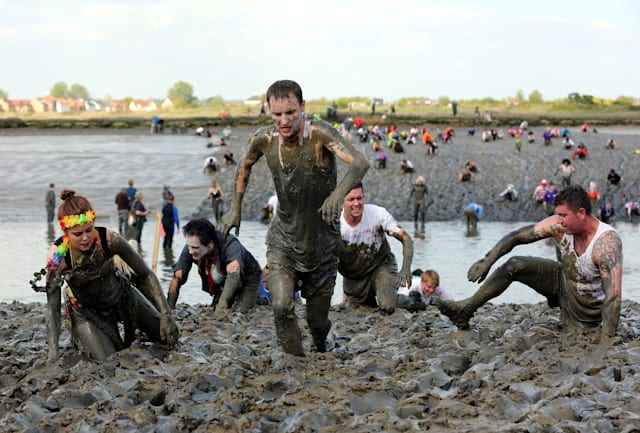 Quirky events around England 2014