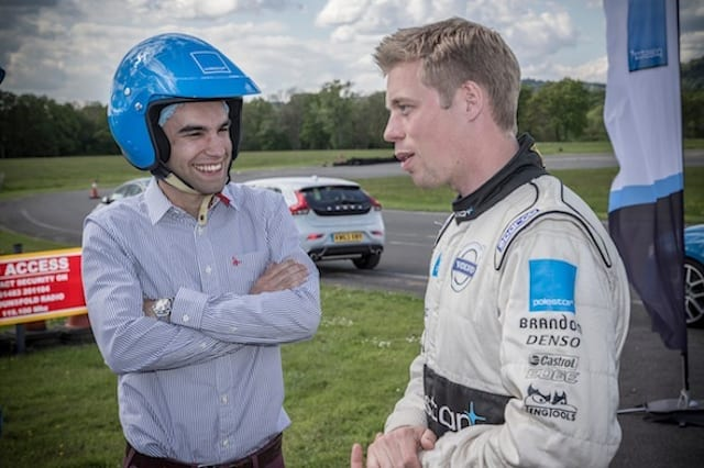 AOL Cars masters the Top Gear track 1