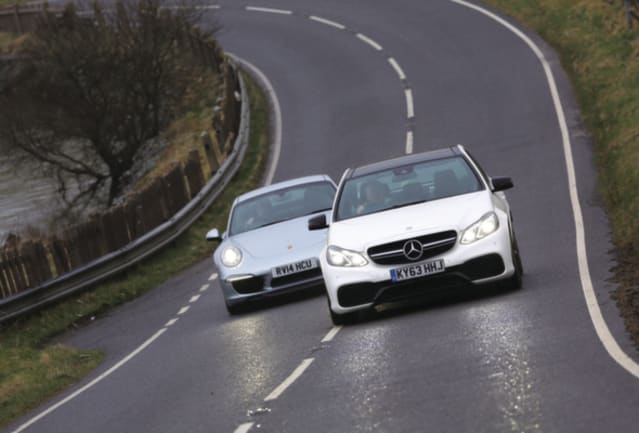 Joy riders: testing the best driver's cars on the market