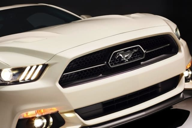 50 Year limited edition Ford Mustang