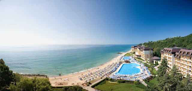 Bulgaria's best beach resorts