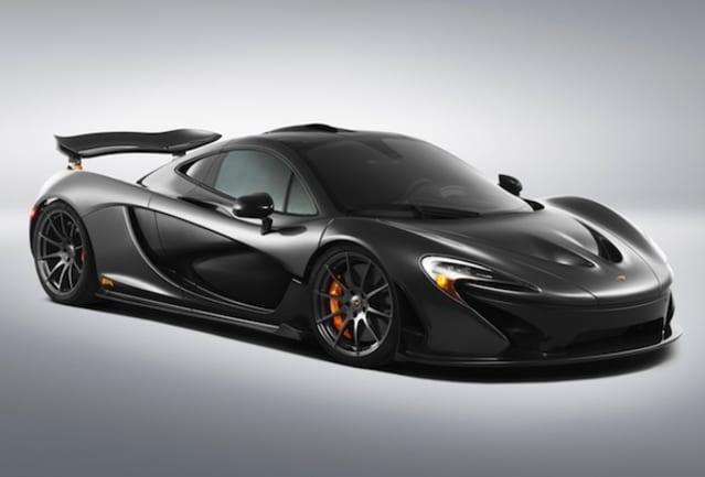 Bespoke McLaren P1 to appear at Pebble Beach show