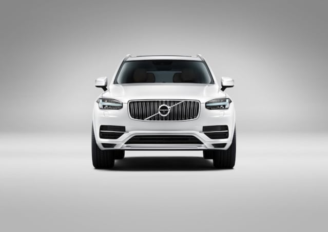 All-new Volvo XC90