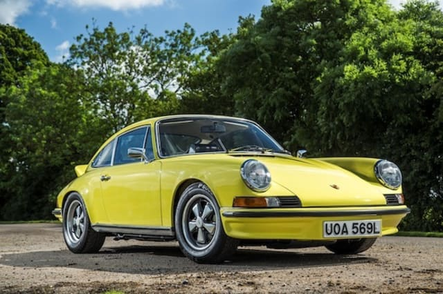 Top 10 classic car investments