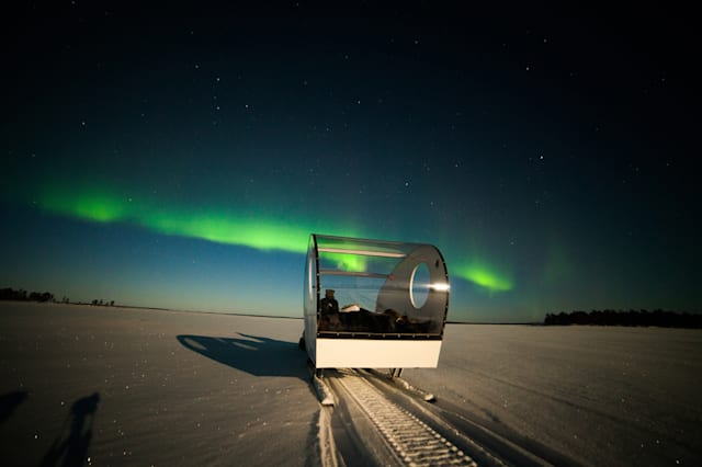 Incredible ways to see the Northern Lights