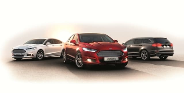 First drive: 2014 Ford Mondeo