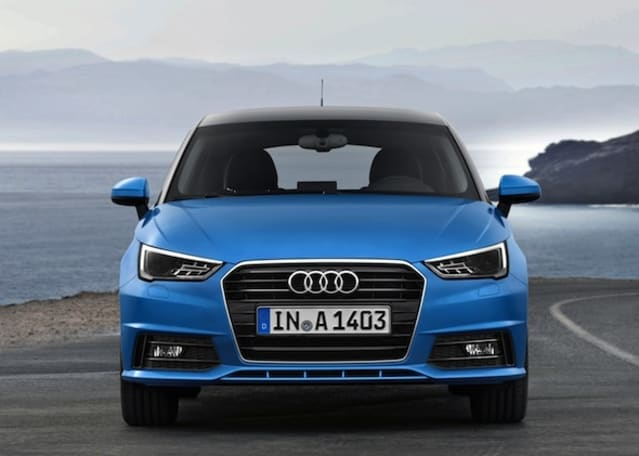 Refreshed Audi A1